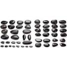 Hot Stones - 50 Teile Master Steine Set